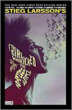 Girl Who Kicked The Hornets Nest HC (Millennium Trilogy), Mina, Denise, New Book