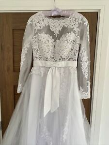 Size 8 Wedding Dress New