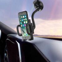 Universal 360° car windscreen dashboard mount holder GPS Mobile Phone uk seller