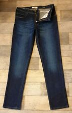 Brax Herren Jeans Hose Cadiz W 36 L 36 Stretch Dunkel - Blau NEU