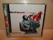 Charlie Parker Bird's Best BOP On Verve Thelonious Monk Dizzy Kenny Dorham CD