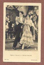 "Ramon Novarro, Renee Adoree Dancing  ""The Call of the Flesh"",  1930 Film   AH346"