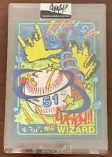 Topps Project 2020 - ERMSY COMPANION CARD #2 - ICHIRO SUZUKI - Artist signed!