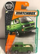 Volkswagen Transporter Cab * GREEN * Matchbox * K20 New In Package #95