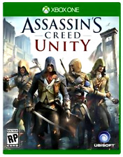 Assassin's Creed Unity XBOX ONE Full game download key