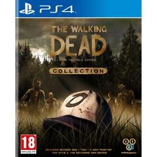 The Walking Dead : Collection - PS4 VF neuf sous blister