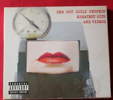 Red Hot Chili Peppers, greatest hits and videos - Best of, CD + DVD
