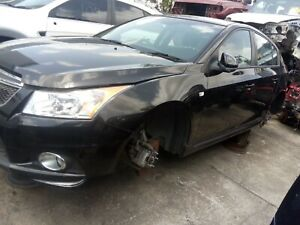 WRECKING HOLDEN CRUZE JH 2014 MANUAL $1 WHEEL NUTS PARTS ONLY