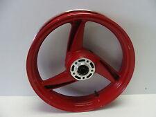 Rueda delantera llanta rueda delantera llanta Front Wheel 3,50x17 Kawasaki ZZR 600 ZZ-R zx600e