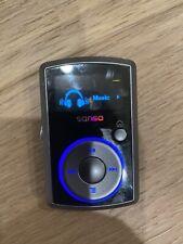 SanDisk Sansa Clip 4GB FM/MP3 Player Silver