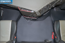 TRUCK ECO LEATHER FLOOR SET- FIT VOLVO FH 4   2013+ [ TWIN AIR SEATS ]