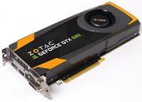 Zotac Nvidia GeForce GTX 680 2GB ZT-60101-10BEX Video Graphics Card GPU