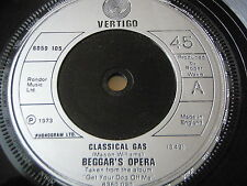 "Beggar's Opera-Classique gaz 7"" vinyle"