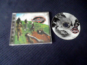 CD Supergroove Traction Altern.FUNK 1994 (Low Down Dirty Blues Band) New Zealand