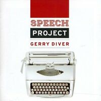 Gerry Diver - The Speech Project [CD]
