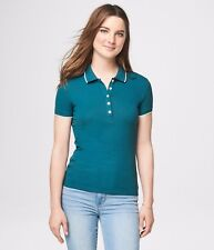 Aeropostale Women's Graphic and Embellished Polo Shirt