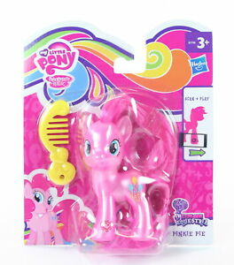 MY LITTLE PONY explore equestria PINKIE PIE pearlised action figure toy MLP NEW!