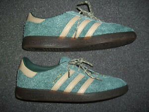 Size UK 10.5 - adidas Munchen Green