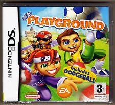 EA Playground (Nintendo DS, 2007) - European Version