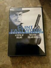 Clint Eastwood Double Feature DVD: A Fistful of Dollars & For a Few Dollars More