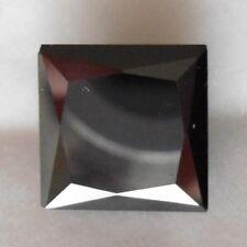DIAMANTE CT 5.35 NATURALE TAGLIO PRINCESS BLACK  MM.10.25  X 5.00 X 10.25