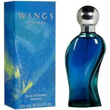 WINGS FOR MEN 100ML EDT PERFUME SPRAY BY GIORGIO BEVERLY HILLS
