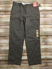 Dockers Field Utility Khaki Water Resistant Pants Mens 33 32 Waterless Classic