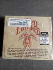 All My Friends Celebrating The Songs&Voice Of Gregg Allman 2 CD + BLU-RAY