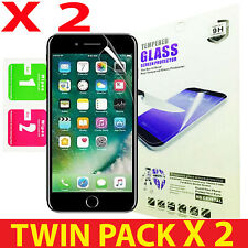 2PACK FOR APPLE iPHONE 6 7 8+ PREMIUM QUALITY CLEAR TPU PLASTIC SCREEN PROTECTOR