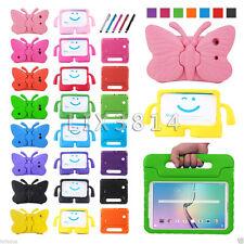 Kids Safty Soft EVA Foam Handle Stand Shock Proof Case Cover For Various Tablets