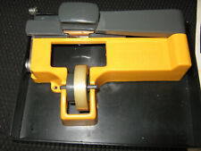 CATOZZO GUILLOTINE    SUPER 8mm  FILM SPLICER  w/ tape & instructions