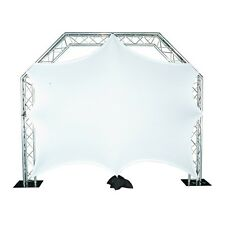 Global Truss Global Screen - Lycra Projection Video Screen SCREEN ONLY, NO FRAME
