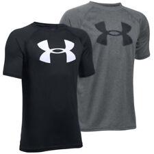Magliette , maglie e camicie manica corti marca Under armour per bambini dai 2 ai 16 anni girocollo