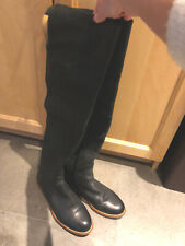 Excellent Worn Once Tony Bianco High Knee Leather Boots Size 6