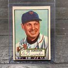 1952 Topps Baseball Cards 59
