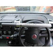 Milenco Motorhome Car Van High Security Steel Steering Wheel Lock 0505 Silver