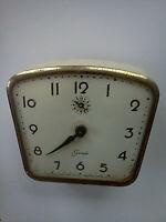 Vintage Robertshaw Controls Alarm Clock Lux Devision Genie USA *NICE CONDITION*