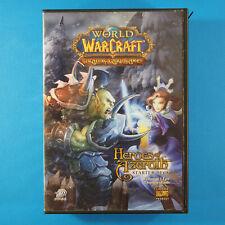 World of Warcraft WoW TCG Azeroth Starter Deck Warlock Radak Doombringer