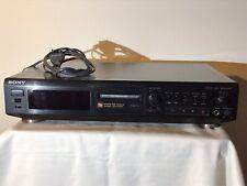 Sony MDS-JE500 MiniDisc Deck MD Player Recorder Audio Mini Disc JE 500 Rekorder