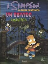 I Simpson La paura fa novanta Un brivido fantastico Matt Groening Rizzoli