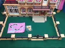Playmobil 5300/5360 Victorian Mansion Fence **Rare**Never Been Used**