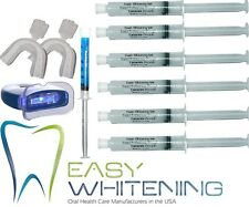 60CC 35%-KIT TOOTH WHITENING+LED LIGHT+REMINERALIZATION Made In USA