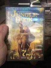 The Jungle Book: Includes 7 Bonus Movies (DVD, 2015, 2-Disc Set)