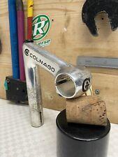 """3TTT STEM COLNAGO Vorbau 90mm / 1"""" / 22,2 vintage eroica roadbike panto"""