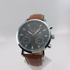 BERNOULLI CHRONOGRAPH METAL WATCHES- 17-010