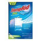 DampRid High Capacity Moisture Absorber Hanging Bag (4 pk)-BRAND NEW ITEM