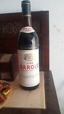 Vino da collezione, Barolo Gilardino Riserva Speciale 1964