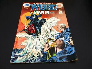 Vintage Weird War Tales Comic Book #27
