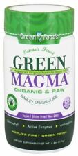 Green Foods Dr Hagiwara Organic GREEN MAGMA Barley Grass Juice Powder - 250 Tabs