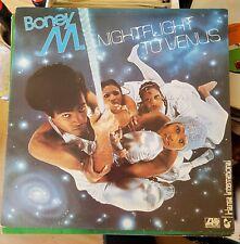 Boney M Vinyl Lp Nightflight To Venus